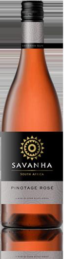 斯皮尔酒堡萨凡哈酒庄萨凡哈日光皮诺塔吉桃红葡萄酒(Spier Savanha Sun Pinotage Rose,Western Cape,South Africa)