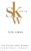 史蒂文肯特维恩格里斯桃红葡萄酒(Steven Kent Winery Vin Gris Rose Wine,Livermore Valley,USA)