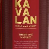 噶玛兰奥罗露索雪莉桶单一麦芽威士忌(Kavalan Oloroso Sherry Oak Single Malt Whisky,Taiwan,China)