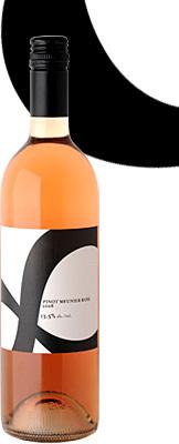 8代莫尼耶皮诺桃红葡萄酒(8th Generation Vineyard Pinot Meunier Rose,Okanagan Valley,...)