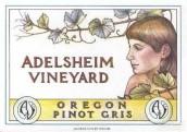 爱德森维拉美特河谷灰皮诺干白葡萄酒(Adelsheim Vineyard Willamette Valley Pinot Gris, Willamette Valley, USA)