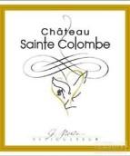 圣特科伦比干红葡萄酒(Chateau Sainte-Colombe, Cotes de Castillon, France)