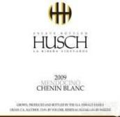 哈奇里贝拉园白诗南干白葡萄酒(Husch La Ribera Vineyards Chenin Blanc, Mendocino, USA)