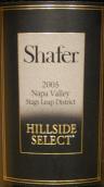 思福山坡精选赤霞珠干红葡萄酒(Shafer Hillside Select Cabernet Sauvignon,Stags Leap ...)