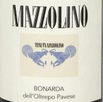 马佐利诺酒庄伯纳达红葡萄酒(Tenuta Mazzolino Bonarda dell'Oltrepo Pavese, Lombardy, Italy)