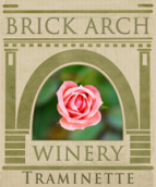 拱门塔明内红葡萄酒(Brick Arch Winery Traminette,Iowa,USA)