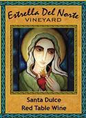 北极星圣塔杜尔斯红葡萄酒(Estrella Del Norte Santa Dulce,New Mexico,USA)