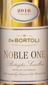 德保利贵族一号赛美蓉贵腐甜白葡萄酒(De Bortoli Noble One Botrylis Semillon, Riverina,Australia)