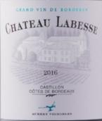 拉贝斯酒庄红葡萄酒(Chateau Labesse, Castillon Cotes de Bordeaux, France)
