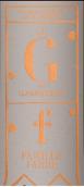 法布尔加斯帕加斯帕G利口酒(Chateau Fabre Gasparets Les Millesimes Le G de Gasparets Vin de Liqueur, Corbieres Boutenac, France)