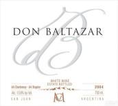 卡萨蒙特唐巴塔扎霞多丽-维欧尼干白葡萄酒(Casa Montes Don Baltazar Chardonnay-Viognier,San Juan,...)