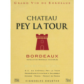 贝尔拉图庄园干红葡萄酒(Chateau Pey La Tour,Bordeaux,France)