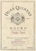 威比特杜艾丝庄园干红葡萄酒(Ramos Pinto Duas Quintas,Douro,Portugal)