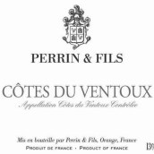 佩兰旺图丘桃红葡萄酒(Perrin&Fils Cotes du Ventoux Rose,Rhone,France)