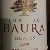 丹尼斯杜布蒂约奥拉酒庄格拉夫白葡萄酒(Denis Dubourdieu Chateau Haura Graves,Cerons,France)