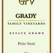 格雷迪家族小西拉干红葡萄酒(Grady Family Petite Sirah, Lodi, USA)