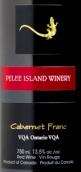 皮利岛酒庄品丽珠干红葡萄酒(Pelee Island Winery Cabernet Franc VQA, Pelee Island, Canada)