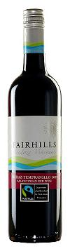 门多萨菲尔山西拉-丹魄红葡萄酒(Mendoza Vineyards Fairhills Shiraz-Tempranillo,Mendoza,...)