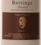 帕拉齐诺酒庄伯蒂娜混酿红葡萄酒(Podere Il Palazzino Bertinga, Toscana, Italy)