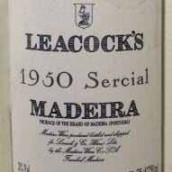 Leacock's Frasqueira Sercial,Madeira,Portugal