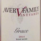阿韦尔家族优雅系列桃红葡萄酒(AverFamilyVineyards Grace Rose,California,USA)