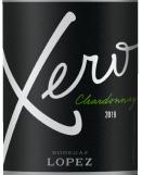 洛佩斯酒庄飒乐霞多丽白葡萄酒(Bodegas Lopez Xero Chardonnay, Mendoza, Argentina)