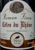 罗曼芬卡混酿干红葡萄酒(Roman Finca Cotes du Rhone,Southern Rhone,France)