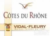 威菲罗纳丘(J.Vidal-Fleury Cotes du Rhone Blanc,Rhone,France)
