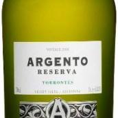 银谷珍藏特浓情干白葡萄酒(Argento Reserva Torrontes, Cafayate, Argentina)