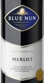 蓝仙姑梅洛干红葡萄酒(法国)(Blue Nun Merlot, Vin de Pays d'Oc, France)