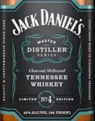杰克丹尼酿酒大师系列4号限量版田纳西威士忌(Jack Daniel's Master Distiller Series No. 4 Limited Edition Tennessee Whiskey, Tennessee, USA)
