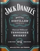 杰克丹尼酿酒大师系列4号限量版田纳西威士忌(Jack Daniel's Master Distiller Series No.4 Limited Edition ...)