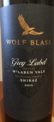 禾富灰牌西拉红葡萄酒(Wolf Blass Grey Label Shiraz, Maclaren Vale, Australia)