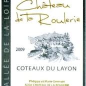 Chateau de la Roulerie Coteaux du Layon,Loire,France