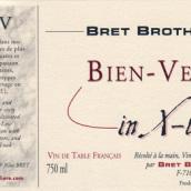 布雷兄弟碧影(博若莱)干红葡萄酒(Bret Brothers Bien-Venu In X-tremis,Beaujolais,France)