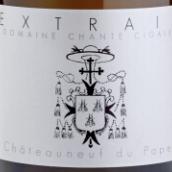 尚特艾斯特雷干白葡萄酒(Domaine Chante Cigale Extrait Blanc,Chateauneuf-du-Pape,...)