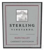思令酒庄赤霞珠红葡萄酒(Sterling Vineyards Cabernet Sauvignon, Napa Valley, USA)
