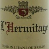 路易沙夫酒庄红葡萄酒(Domaine Jean-Louis Chave Rouge,L'Hermitage,France)