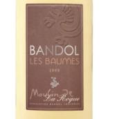 洛克风车宝美斯干白葡萄酒(Moulin de la Roque Bandol Les Baumes Blanc,Provence,France)