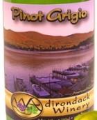 阿迪隆达灰皮诺半干白葡萄酒(Adirondack Pinot Grigio,New York,USA)
