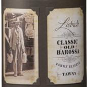 利比奇经典巴罗萨茶色波特酒(Liebich Classic Old Barossa Tawny,Barossa,Australia)