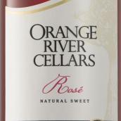 奥兰治河酒庄自然桃红甜葡萄酒(Orange River Cellars Natural Sweet Rose,Orange River,South ...)
