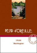 耳饰西拉干红葡萄酒(Pend d'Oreille Syrah, Idaho, USA)