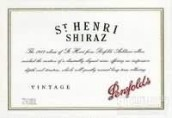 奔富圣亨利西拉干红葡萄酒(Penfolds St Henri Shiraz,South Australia,Australia)