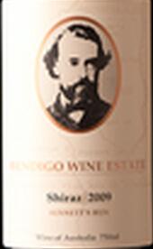 本迪戈酒庄西拉干红葡萄酒(Bendigo Wine Estate Shiraz,Victoria,Australia)