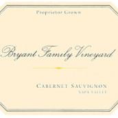 布莱恩特家族赤霞珠干红葡萄酒(Bryant Family Vineyard Cabernet Sauvignon,Napa Valley,USA)