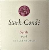 斯塔克康德西拉干红葡萄酒(Stark Conde Syrah, Stellenbosch, South Africa)