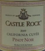 石堡加州特酿黑皮诺干红葡萄酒(Castle Rock Winery California Cuvee Pinot Noir, California, USA)