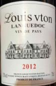 路易威顿干红葡萄酒(Louis Vton, Languedoc, France)