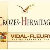 维达-丽芙克罗兹-埃米塔日干白葡萄酒(J.Vidal Fleury Crozes Hermitage Blanc,Rhone Valley,France)